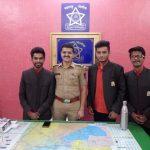 Smart-Traffic-signal-Project-Rewarded-By-Nashik-Police