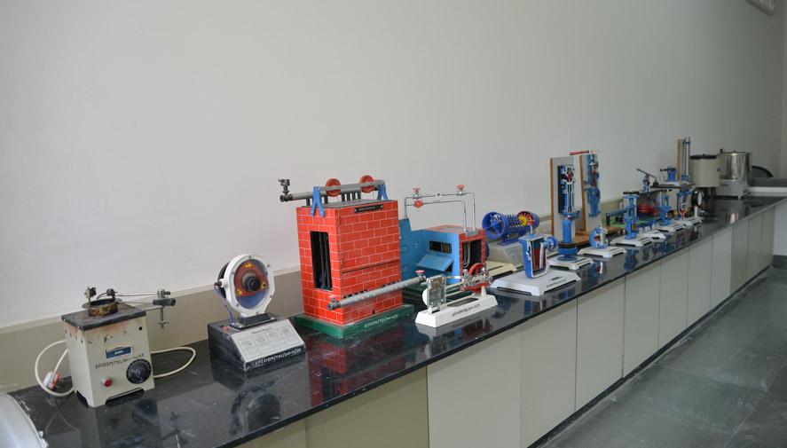 Basic Mechanical Engg Lab