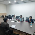 Campus Interview Session