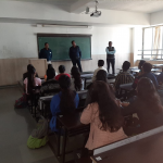 Campus Placement Drive of Sunil Bhor