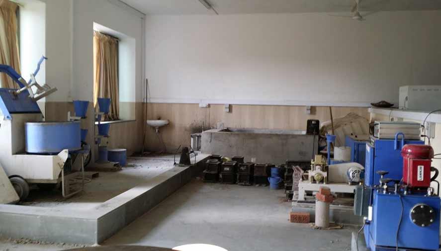 Concrete Technology Lab