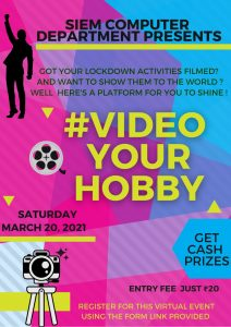 Video Your Hobby