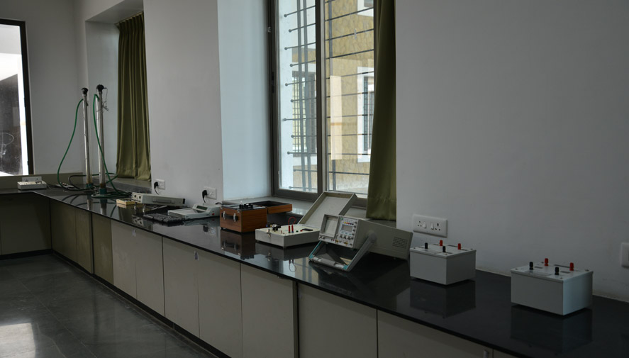 Measurment & Instrumentation Lab