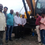 Plate Load Test at Latur2