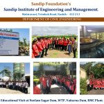 Educational Visit at neelam sagar Dam
