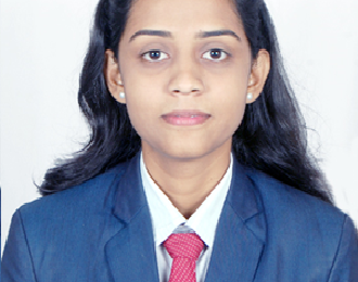 Janhavi Jayant Raut, (B.E Computer Engineering), Passout year 2021