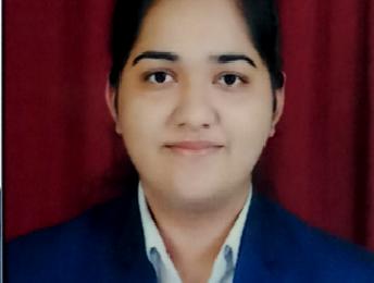 Janhavi Satish Badgujar, (B.E Computer Engineering), Passout year 2021