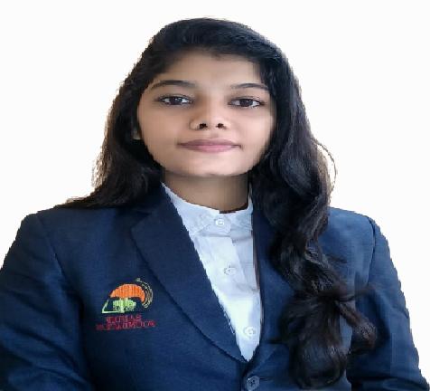 Bhavika Jain, (B.E Computer Engineering), Passout year 2021